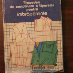 """PVM - Seghes, Margean """"Procedee de Construire a Tiparelor pentru Imbracaminte"""""""