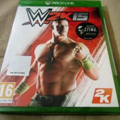 WWE 2k15 XBOX One, original si sigilat, alte sute de jocuri! - Jocuri Xbox One, Sporturi, 16+, Multiplayer