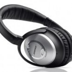 CASCA BOSE QuietComfort 15 Acoustic Noise Cancelling, Casti Over Ear, Cu fir, Mufa 3, 5mm, Active Noise Cancelling