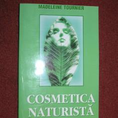 Cosmetica naturista - Madeleine Tournier - Carte tratamente naturiste