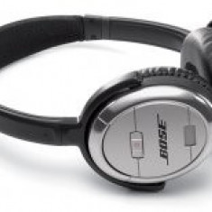 CASCA BOSE QuietComfort 3 Acoustic Noise Cancelling, Casti Over Ear, Cu fir, Mufa 3, 5mm, Active Noise Cancelling