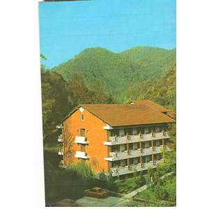 CPI (B6427) CARTE POSTALA - BAILE OLANESTI. TRATAMENT BALNEOCLIMATERIC