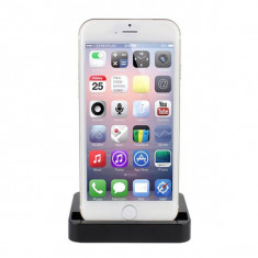 Dock Charger compatibil iPhone 5 / 5S 5c 6 6plus - Dock Tableta
