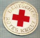 41 - EMBLEMA CRUCEA ROSIE -ROTES KREUZ- GERMANIA -MILITARA? -starea care se vede