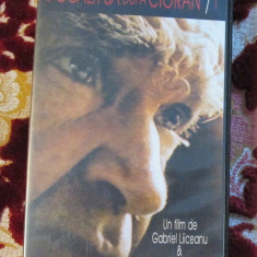 APOCALIPSA DUPA CIORAN - G. LIICEANU (caseta video originala HUMANITAS, 1995)