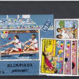 ROMANIA 1992, LP 1289, LP 1290 J O BARCELONA, LOT 0 RO - Timbre Romania, Nestampilat