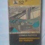 CORNELIU BUZINSCHI - DIVERTISMENT CU MASTI - Carte politiste