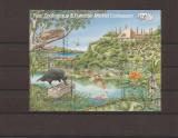 New Caledonie - fauna - bl. 48