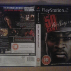 50 CENT Bulletproof - JOC PS2 ( GameLand ) - Jocuri PS2, Actiune, 18+, Single player