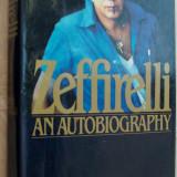 FRANCO ZEFFIRELLI: ZEFFIRELLI, AN AUTOBIOGRAPHY (1986/First American Edition NY) - Carte Cinematografie
