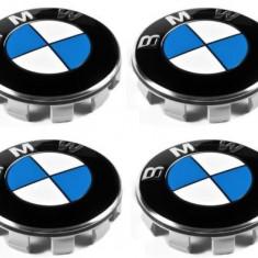 Capace jante set embleme jante BMW orice model - Capace janta