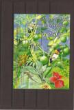 Polynesia - bl. 39 - fauna si flora