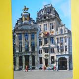 HOPCT 21321 BELGIA BRUXELLES -GRANDE PLACE [NECIRCULATA], Printata