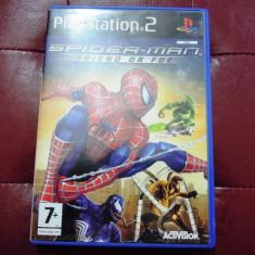 Joc Spider-man Friend or Foe, PS2, original, alte sute de jocuri! - Jocuri PS2, Actiune, 12+, Single player