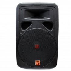 OKAZIE!ULTIMA BUCATA BOXA ACTIVA KARAOKE,RADIO,MP3 PLAYER 300 WATT+2 MICROFOANE!