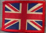 99 -EMBLEMA MANECA-DRAPELUL REGATULUI UNIT AL MARII BRITANII-starea care se vede