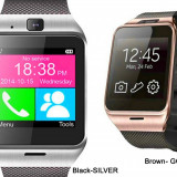 Ceas Telefon SMART-WATCH Inteligent SIM GSM GV18 2016 Destept Smartwatch Android