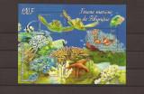 Polynesia - marine fauna - bl. 40