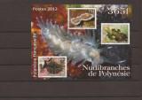 Fr. Polynesia - sea fauna - bl. 38