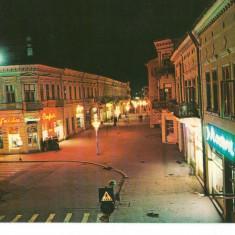 CPI (B6501) CARTE POSTALA - BOTOSANI. CENTRUL VECHI - Carte Postala Moldova dupa 1918, Necirculata, Fotografie