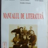 MANUALUL DE LITERATURA:CRISTIAN POPESCU/BANULESCU/GALATANU/ES POP+AFIS AUTOGRAFE