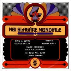 """M. Voica_A. Calugareanu_G. Enache_Doina Spataru - 4 Noi Slagare Mondiale (7"""")"""
