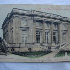 Carte postala circulata in anul 1904 - Versailles Petit Trianon, Franta, Printata