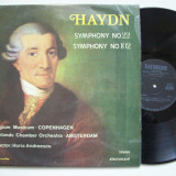 Disc vinil JOSEPH HAYDN - Simfonia Nr. 22 Filozoful / 102 (ST - ECE 03048)