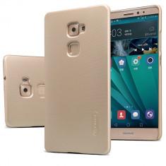 HUSA NILLKIN FROSTED SHIELD Huawei MATE S - BONUS FOLIE ECRAN - Husa Telefon Nillkin, Auriu, Plastic
