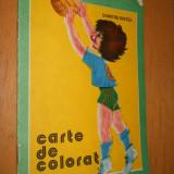 CARTE DE COLORAT - DUMITRU RISTEA - CARTE DE COLORAT