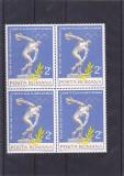 Romania Comitet Olimpic nr lista  866,bloc de 4.