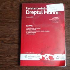 Revista romana de Dreptul Muncii, Sanda Ghimpu - Carte Dreptul muncii