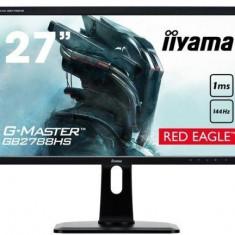Monitor LED Iiyama G-Master GB2788HS-B1Gaming, 27inch, Full HD, 1 ms, negru