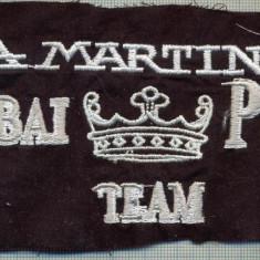 128 -EMBLEMA SPORTIVA - DUBAI POLO TEAM -LA MARTINA -starea care se vede - Uniforma militara