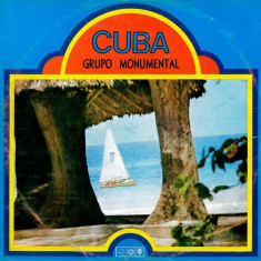 Grupo Monumental - El Mechon (Areito-Cuba-Latin) (Vinyl), VINIL, electrecord