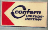 146 -EMBLEMA -CONFERN UMZUGS-PARTNER -FIRMA GERMANA COLETE -starea care se vede
