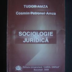 TUDOR AMZA * COSMIN PETRONEL AMZA - SOCIOLOGIE JURIDICA