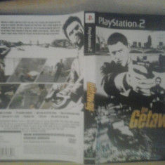 The Getaway - JOC PS2 - Jocuri PS2, Actiune, 18+, Single player