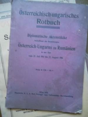 REVISTA ROTBUCH[GERMANA]1916 foto