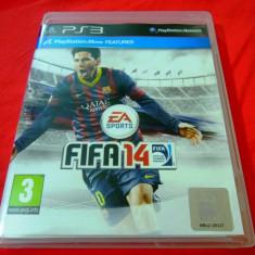 Joc Fifa 14, PS3, original, alte sute de jocuri! - Jocuri PS3 Ea Sports, Sporturi, 3+, Multiplayer