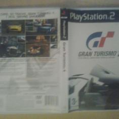 Gran Turismo 4 - Joc Ps2 - Jocuri PS2, Curse auto-moto, 3+, Multiplayer
