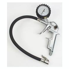 Pistol Compresor pentru Masurat Presiunea Cauciucului - MANNESMANN - M1543 - Manometru presiune roti Auto