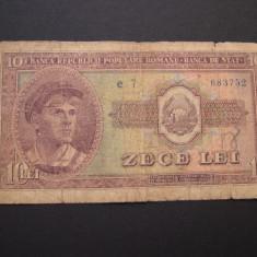 10  lei  1952  #e7
