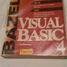 VISUAL BASIC 4 - MARK STEVEN HEYMAN - BAZEL - Carte Limbaje de programare