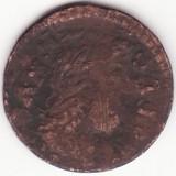 Regatul Poloniei si Marele Ducat al Lituaniei - 1 Solidus/Szelag 1665 - Moneda Medievala, Europa