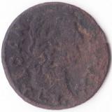 Regatul Poloniei si Marele Ducat al Lituaniei - 1 Solidus/Szelag 1666 - Moneda Medievala, Europa