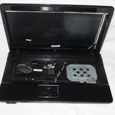 Carcasa completa cu balamale laptop COMPAQ 615, stare buna, urme de utilizare - Carcasa laptop Dell