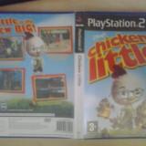 Chicken Little - PS2 ( GameLand ) - Jocuri PS2, Actiune, Toate varstele, Multiplayer