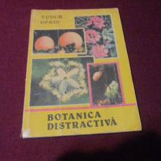 TUDOR OPRIS - BOTANICA DISTRACTIVA - Carte Zoologie