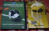 """PC CD-ROM """"MONDOCALCIO 2001"""" + VHS """"I GOL PIU BELLI DI DEL PIERO MANCINI ZOLA"""""""